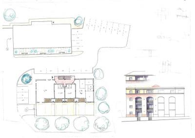Studio progetto palazzo