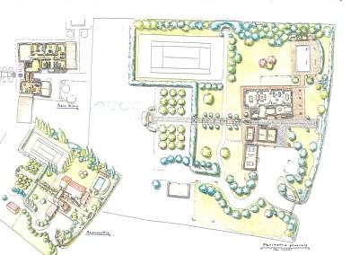 Studio per riutilizzo edifici agricoli